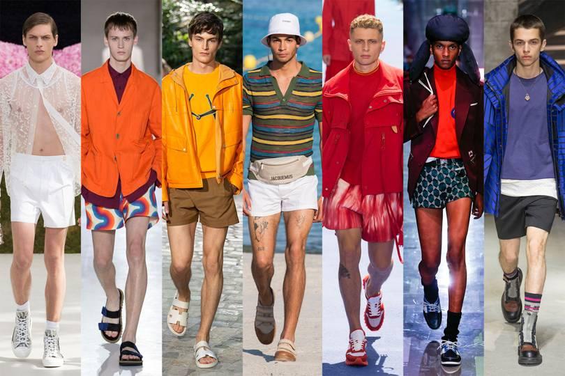 10 Tendenze Moda Abbigliamento Uomo estate 2019 - 10 Tendenze Moda Uomo Primavera Estate 2019