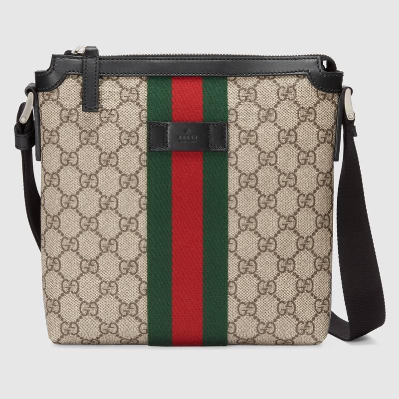 Borsa piatta a tracolla Gucci Uomo 2019 Borsa piatta a tracolla Gucci Uomo 2019 - Borse a tracolla uomo Gucci 2019