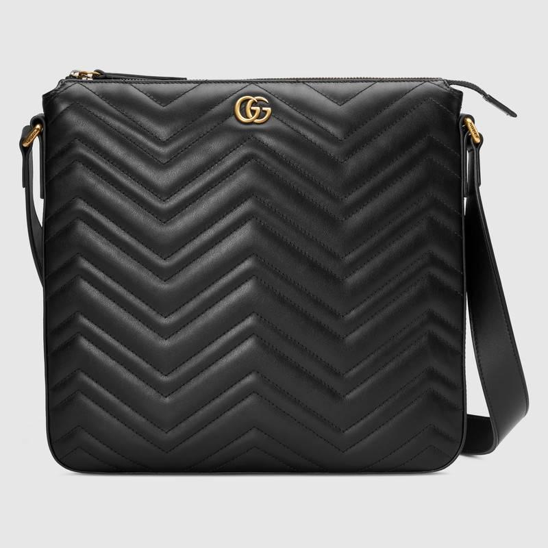 Borsa uomo Gucci Marmont Borsa uomo Gucci Marmont - Borse a tracolla uomo Gucci 2019