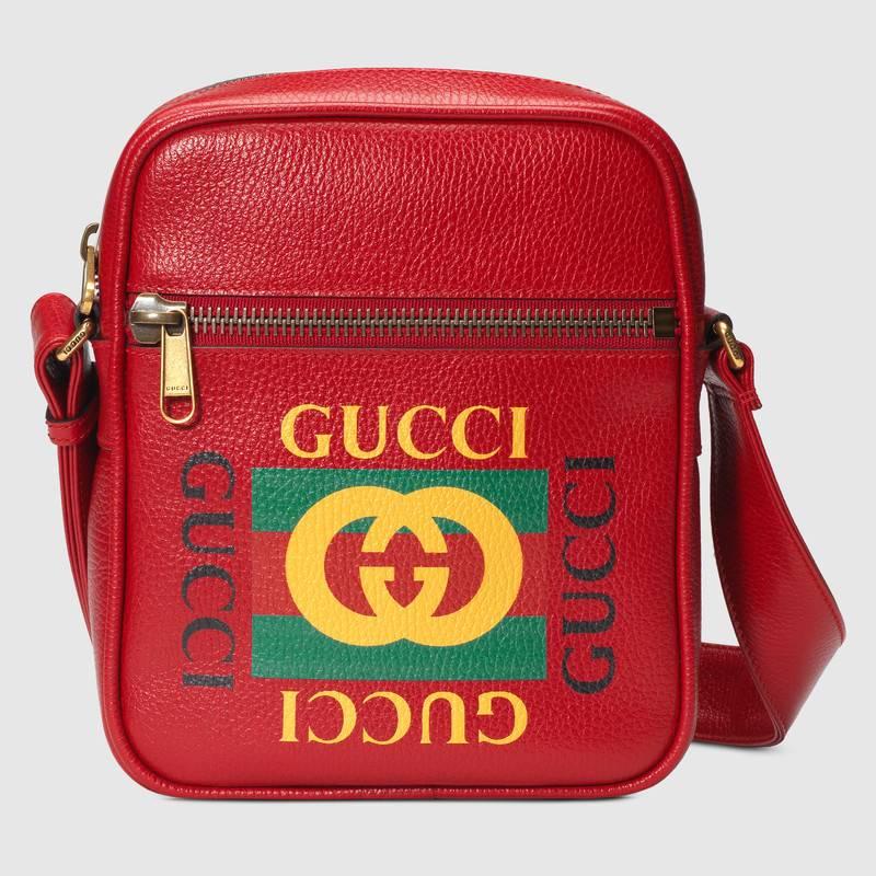 sito affidabile 33183 6055c Borse a tracolla uomo Gucci 2019 – Daily Man