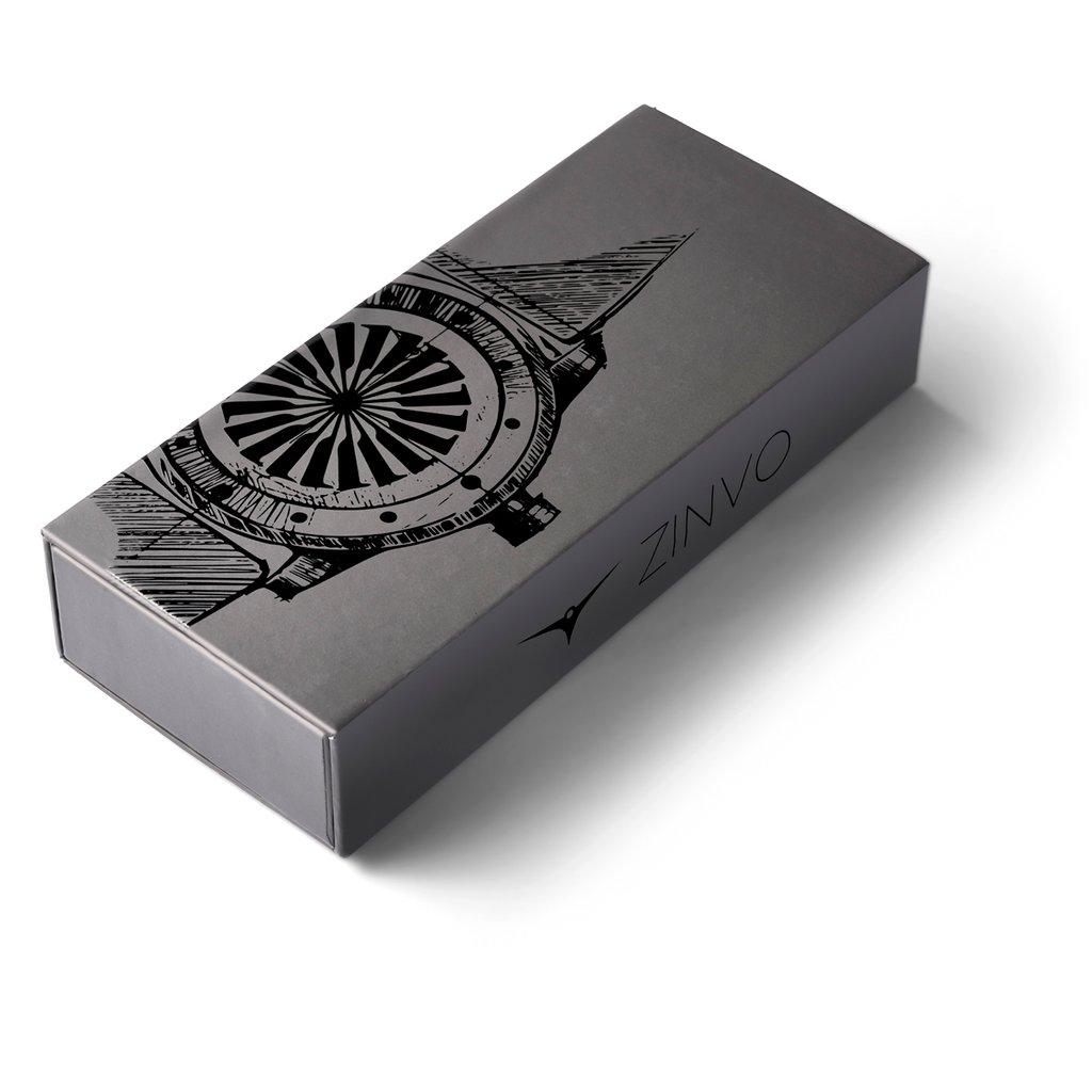 Confezione orologi Zinvo Blade Confezione orologi Zinvo Blade - Orologio Uomo Tendenza 2019: Zinvo Blade