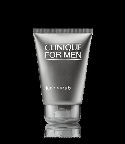 Esfoliante viso uomo Clinique - Le migliori maschere ed esfolianti viso uomo