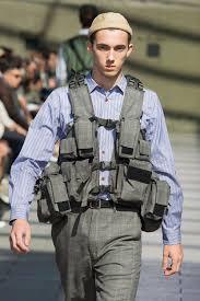 Gilet con tasconi moda uomo primavera estate 2019 - 10 Tendenze Moda Uomo Primavera Estate 2019