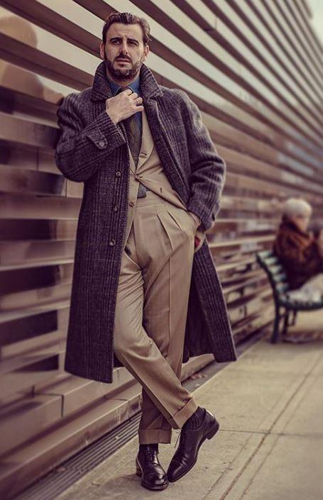 Look elegante Uomo 2019 Gennaro Annunziata - Outfit Uomo Business Elegante e Casual