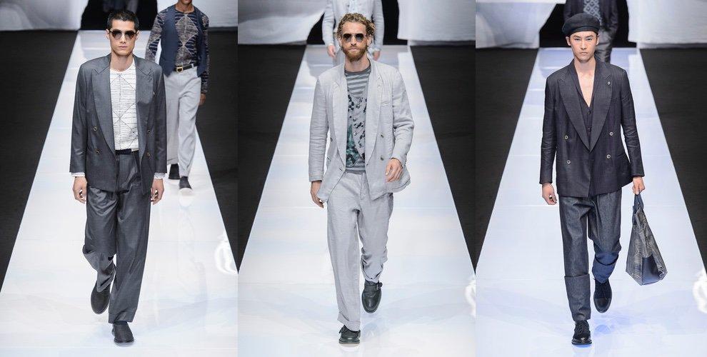 Moda uomo ritorno alle giacche doppiopetto - 10 Tendenze Moda Uomo Primavera Estate 2019