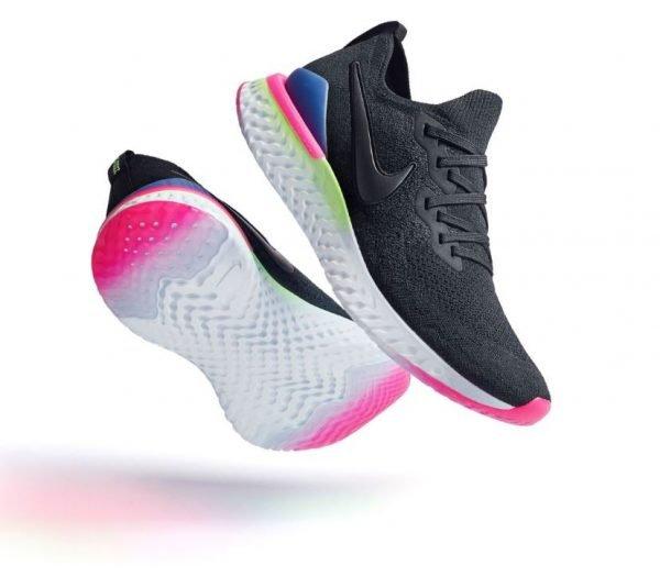Nuove scarpe da corsa uomo Nike Epic React Flyknit 2 collezione 2019 1 600x535 - Nuove Scarpe da corsa Uomo Nike Epic React Flyknit 2