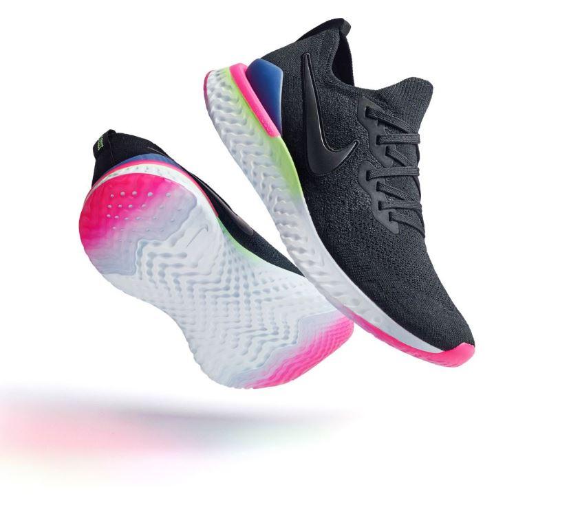 online store a77c2 3411a Nuove Scarpe da corsa Uomo Nike Epic React Flyknit 2 – Daily Man