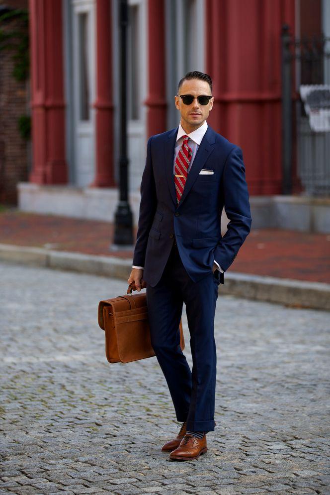 Outfit maschile business elegante - Outfit Uomo Business Elegante e Casual