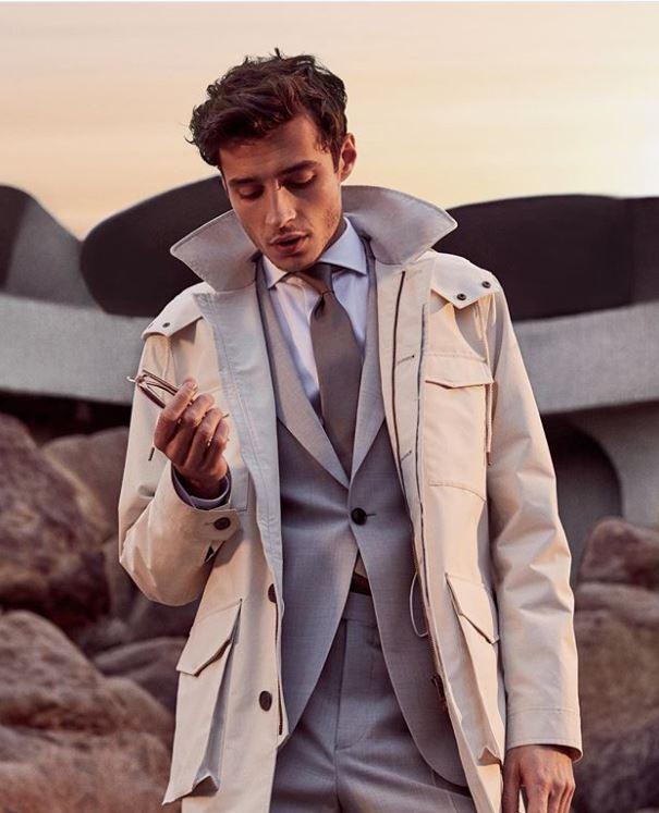 Outfit uomo business elegante - Outfit Uomo Business Elegante e Casual