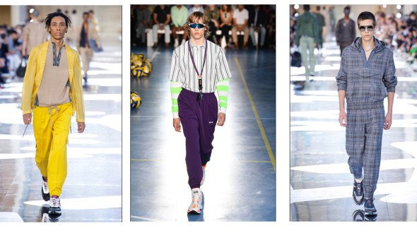 Stile sportswear moda uomo primavera estate 2019 - 10 Tendenze Moda Uomo Primavera Estate 2019
