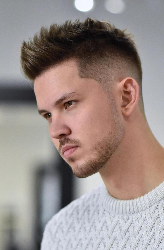 Moda Tagli Capelli Uomo 2019 Daily Man