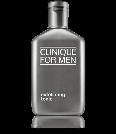 Tonico Esfoliante viso uomo Clinique - Le migliori maschere ed esfolianti viso uomo