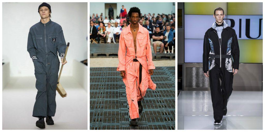 Tute da lavoro moda primavera 2019 1024x512 - 10 Tendenze Moda Uomo Primavera Estate 2019