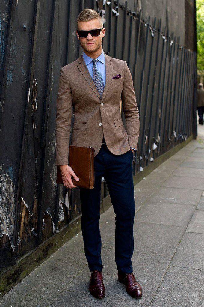 outfit uomo businessman 681x1024 - Outfit Uomo Business Elegante e Casual