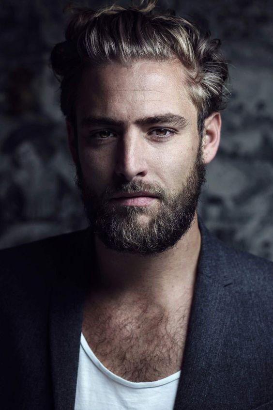 Barba Uomo 2019 stile Full Beard - Moda Barba Uomo 2019