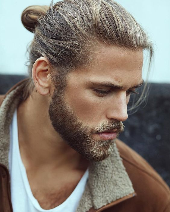 Moda Barba 2019 stile long Stubble - Moda Barba Uomo 2019