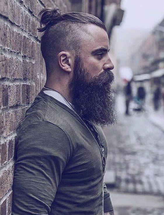 Moda Barba Uomo 2019 stile Bandholz - Moda Barba Uomo 2019