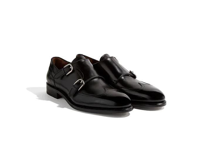 Scarpe eleganti Monk Salvatore Ferragamo da uomo 2019 - Scarpe Uomo eleganti 2019