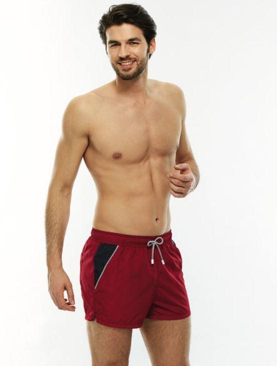 Boxer corto rosso Lovable estate 2019 - Lovable Costumi da bagno Uomo Estate 2019