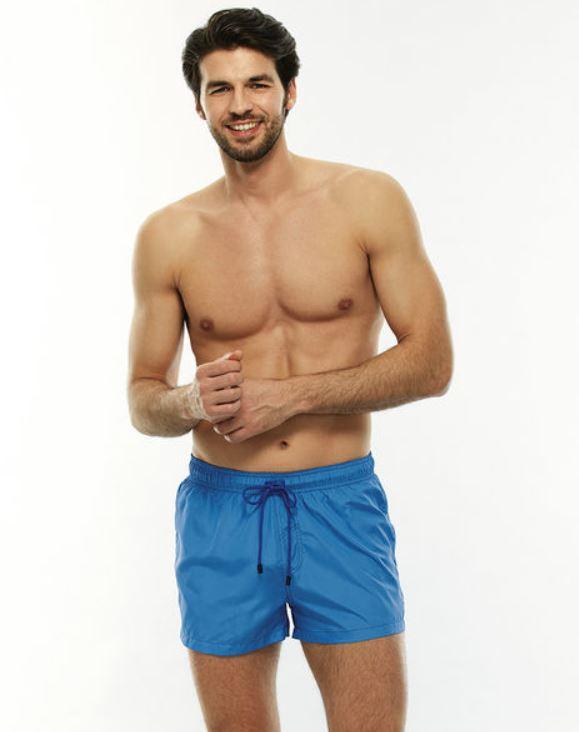 Boxer corto turchese Lovable uomo 2019 - Lovable Costumi da bagno Uomo Estate 2019