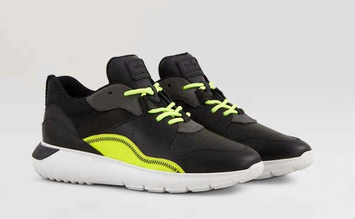 Sneakers Hogan uomo Interactive3 primavera estate 2019 prezzo 320 euro - Scarpe Hogan Uomo primavera estate 2019