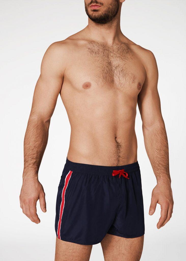 Costume uomo boxer corto Calzedonia estate 2019 731x1024 - Costumi Uomo Calzedonia Catalogo Estate 2019