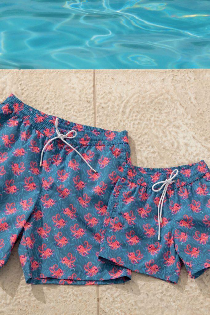 Costumi da bagno Padre e Figlio Goldenpoint estate 2019 683x1024 - Goldenpoint Catalogo Costumi Uomo 2019