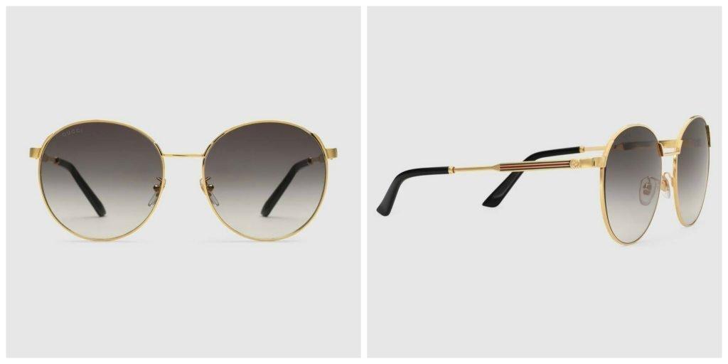 Occhiale da sole rotondo Gucci uomo 1024x512 - Occhiali da sole GUCCI Uomo 2019