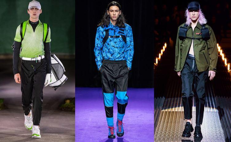 Moda Uomo Abbigliamento tecnico da montagna inverno 2019 2020 - Tendenze Moda Abbigliamento Uomo Inverno 2019 2020