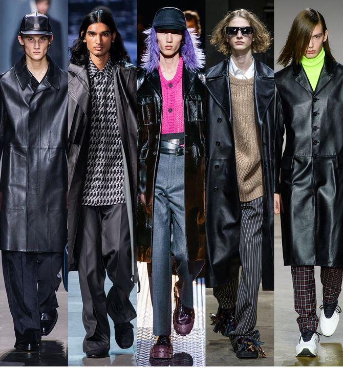 Tendenze Moda Abbigliamento Uomo Autunno Inverno 2019 2020 - Tendenze Moda Abbigliamento Uomo Inverno 2019 2020