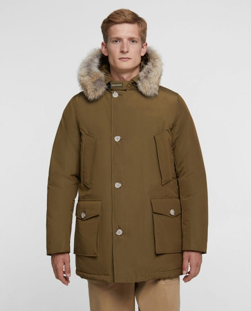 Arctic Parka Df Woolrich uomo colore wood prezzo 730 euro 826x1024 - Parka Woolrich Uomo Inverno 2019 2020