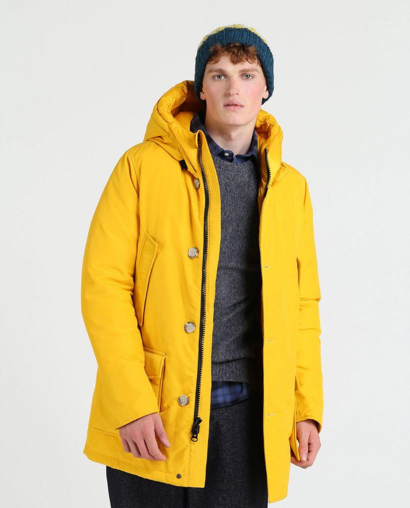 Nuovi colori Arctic Parka NF Woolrich inverno 2019 2020 Golden rod 826x1024 - Parka Woolrich Uomo Inverno 2019 2020
