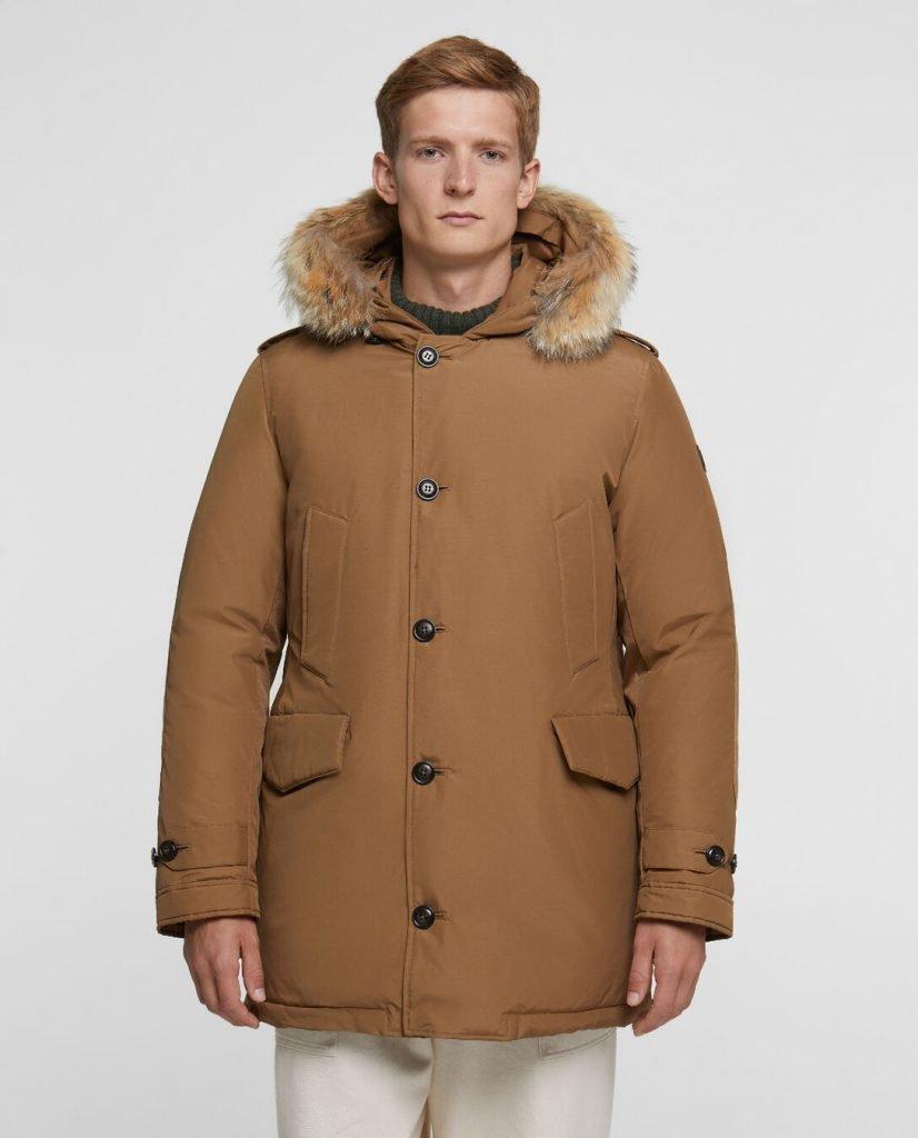 Woolrich Polar Parka uomo inverno 2019 2020 colore alaskan brown prezzo 830 euro 826x1024 - Parka Woolrich Uomo Inverno 2019 2020