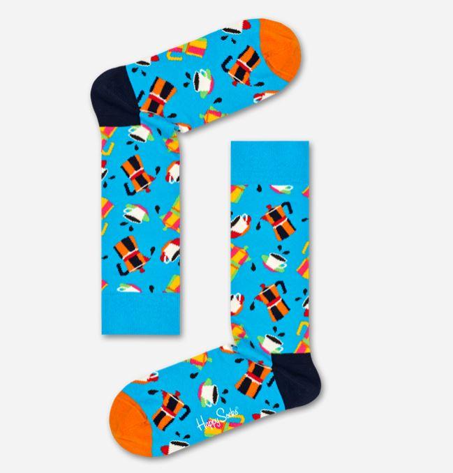 Calzini uomo Coffe Happy Socks inverno 2019 2020 - Nuovi Arrivi Calzini Uomo Happy Socks Inverno 2019 2020
