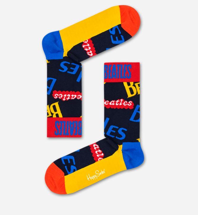 Nuovi calzini uomo Beatles In the name di Happy Socks inverno 2020 - Nuovi Arrivi Calzini Uomo Happy Socks Inverno 2019 2020