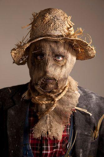Trucco Halloween uomo facile da Spaventapasseri - Trucco Uomo Halloween: Foto Idee