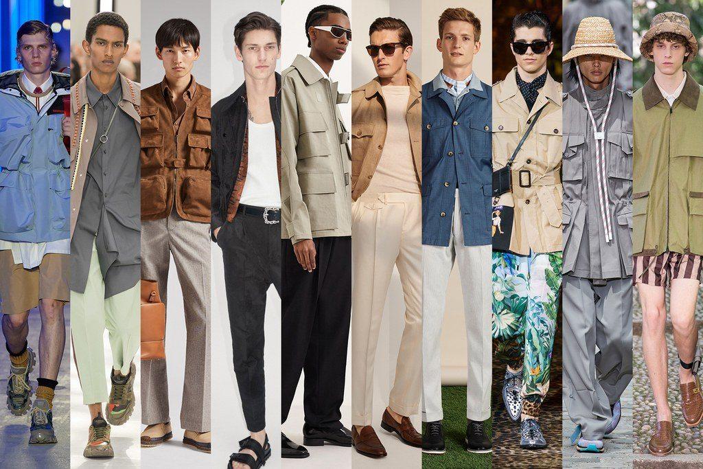 Giacche con tasche moda uomo primavera estate 2020 1024x683 - Tendenze Moda Uomo Primavera Estate 2020