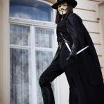 Idea Costume Carnevale Uomo Anonymous di V for Vendetta 150x150 - Idee Trucco Carnevale da Uomo