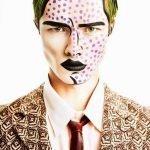 Idea Trucco Carnevale Uomo stile Pop Art 150x150 - Idee Trucco Carnevale da Uomo