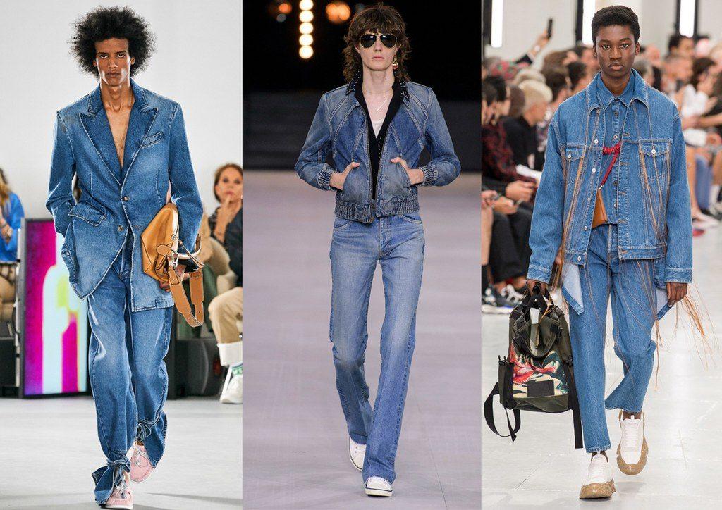 Il denim moda uomo primavera estate 2020 1024x724 - Tendenze Moda Uomo Primavera Estate 2020