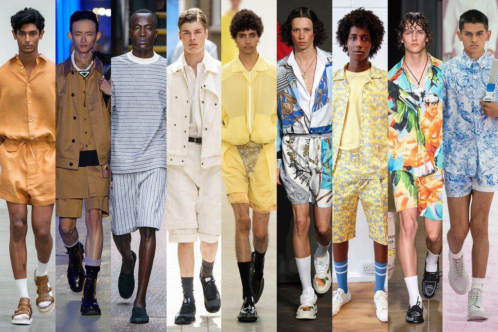 Moda Uomo Primavera Estate 2020 completi camicia e pantaloni corti 1024x683 - Tendenze Moda Uomo Primavera Estate 2020