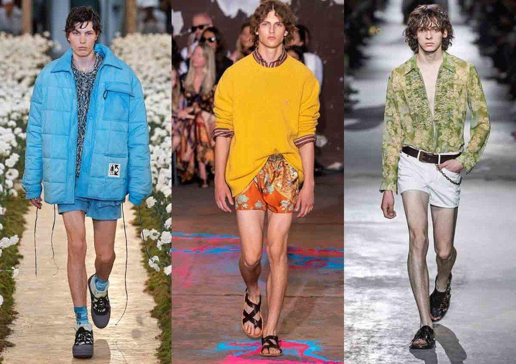 Pantaloni corti moda uomo estate 2020 1024x724 - Tendenze Moda Uomo Primavera Estate 2020