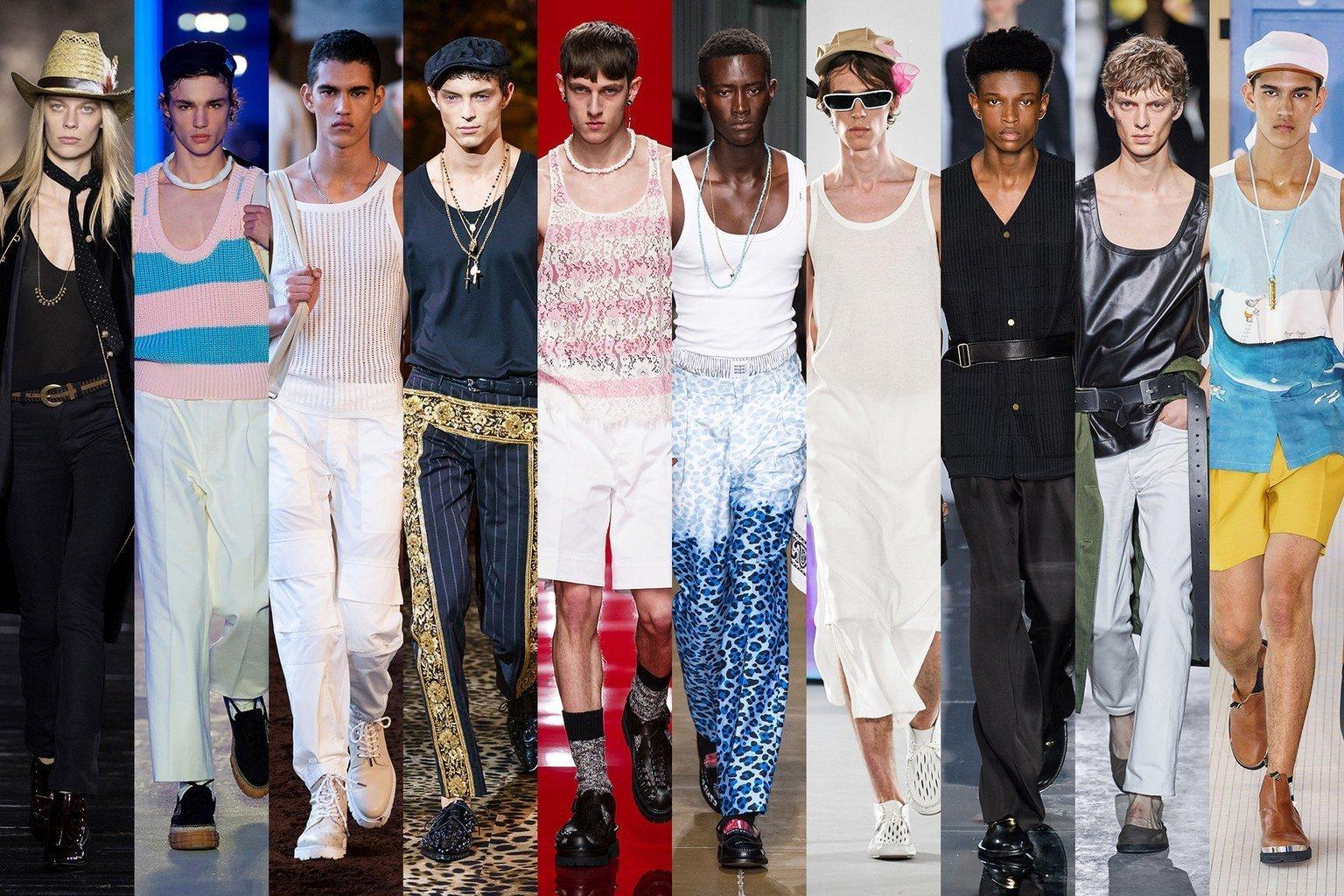 Tendenze Moda Uomo Primavera Estate 2020 - Tendenze Moda Uomo Primavera Estate 2020