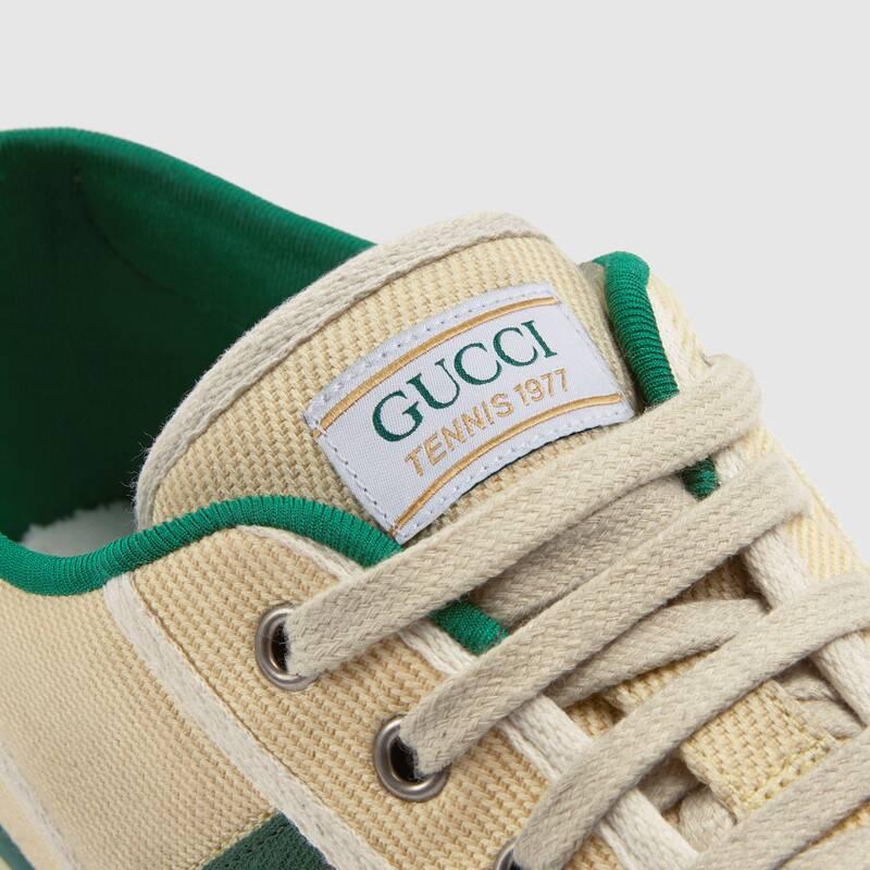 Gucci Tennis 1977 - Sneakers Gucci Uomo primavera estate 2020