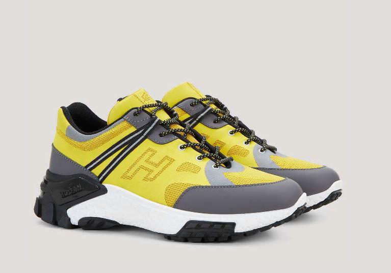 Nuove Scarpe Uomo Hogan Urban Trek primavera estate 2020 - Nuove Sneakers HOGAN Uomo Urban Trek Primavera Estate 2020
