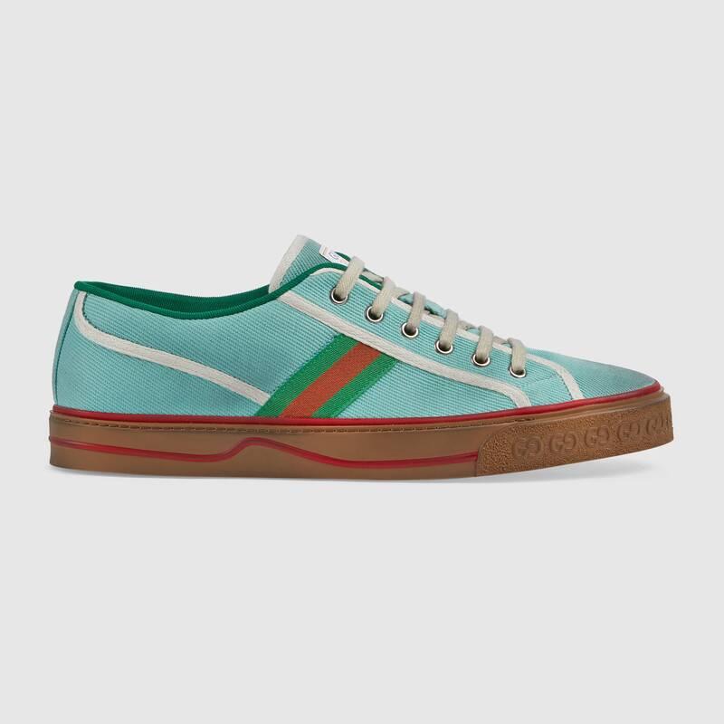 Nuove scarpe Gucci uomo collezione primavera estate 2020 - Sneakers Gucci Uomo primavera estate 2020