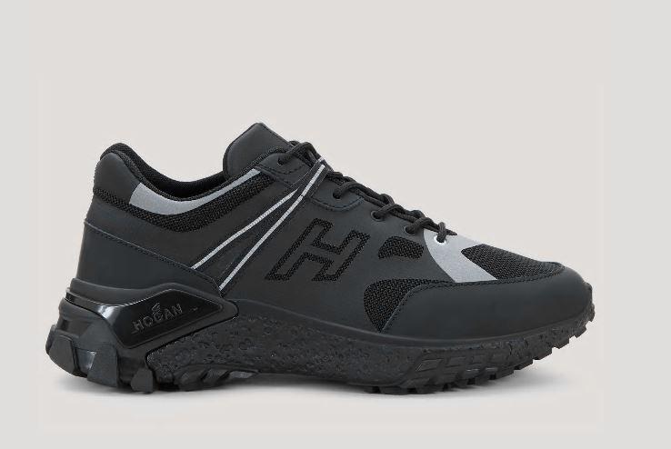 Nuove sneakers Urban Trek Hogan Uomo Nere - Nuove Sneakers HOGAN Uomo Urban Trek Primavera Estate 2020