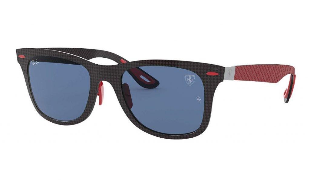 Nuovi Occhiali da sole Ray Ban Uomo collezione estate 2020 Scuderia Ferrari 1024x596 - Occhiali da Sole Uomo Ray ban Estate 2020