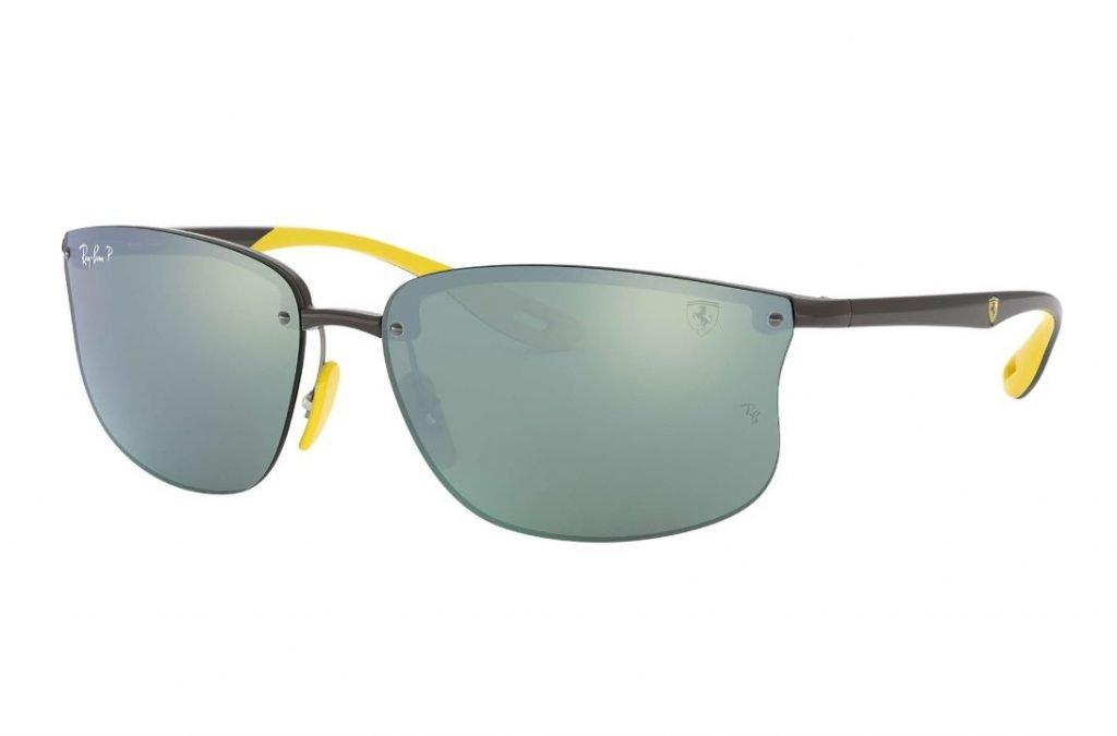 Nuovi arrivi 2020 occhiali da sole Ray ban modello RB4322M Scuderia Ferrari 1024x675 - Occhiali da Sole Uomo Ray ban Estate 2020