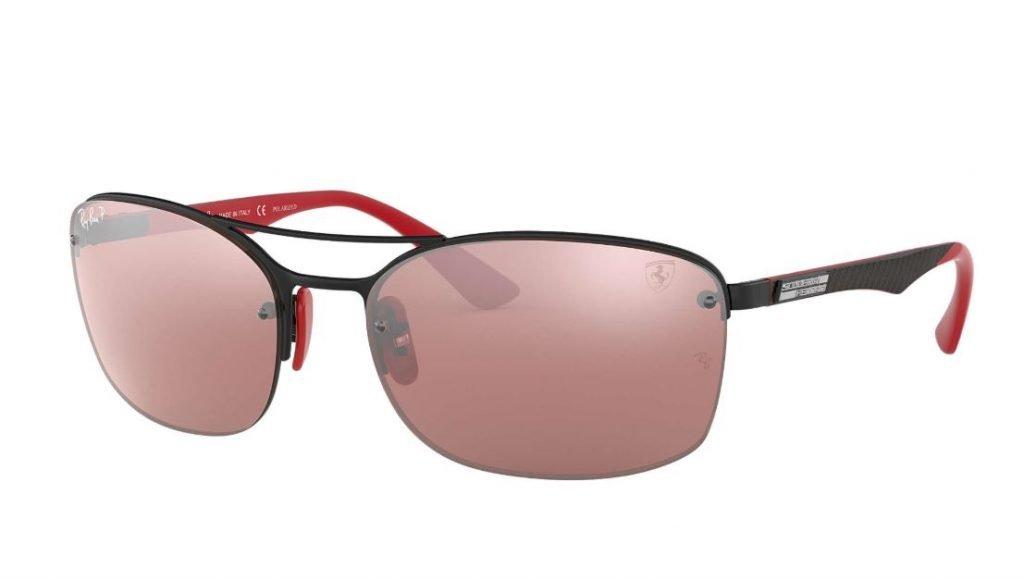 Nuovi occhiali da sole Rayban uomo 2020 nero 1024x580 - Occhiali da Sole Uomo Ray ban Estate 2020